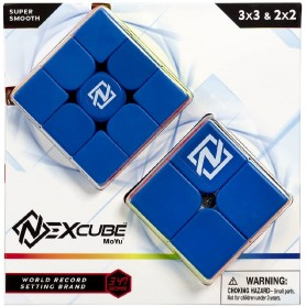 NEXCUBE 3X3 + 2X2 CLASICO