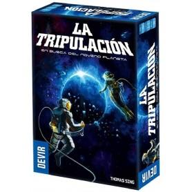 JUEGO LA TRIPULACIÓN